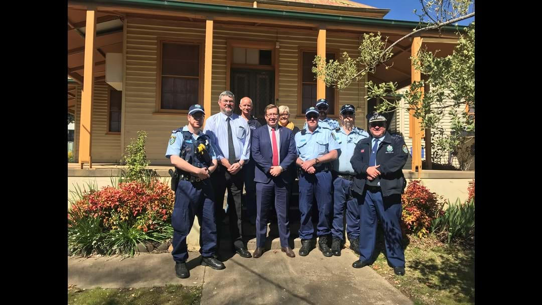 Police look to purchase land for new Adelong Police Station