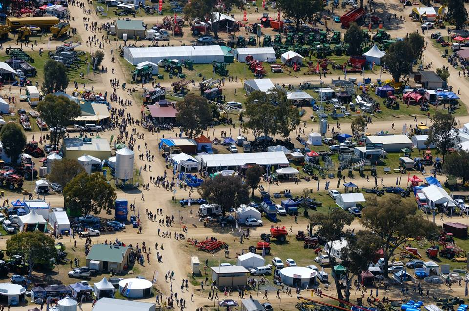Article heading image for Henty Field Days draws a crowd