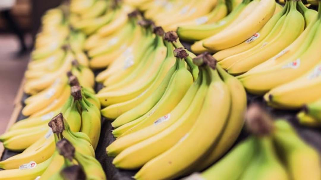 FRUIT SABOTAGE: Needle Found Inside A Banana At A Grocery Store