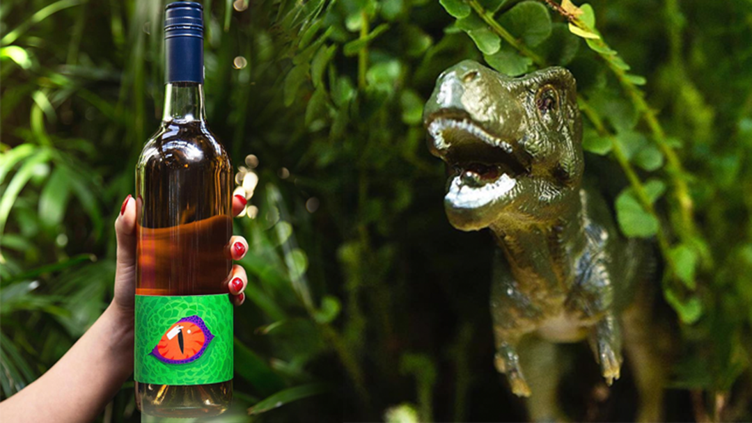 Melbourne Is Getting A FREE Rosé Tasting Party & It's Dinosaur Themed