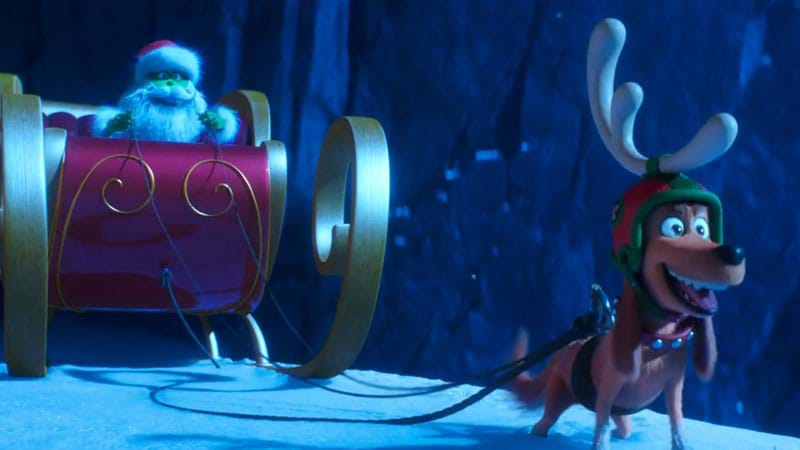 Article heading image for A NEW Trailer For 'The Grinch' Reboot Is Here & You Won't Hate, Hate, Hate It