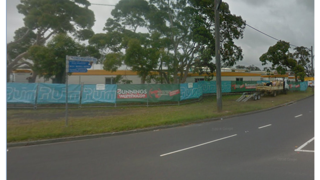 Coast Police Snag Alleged Bunnings Vandal