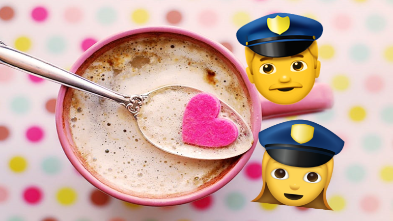 Article heading image for CALLING COFFEE LOVERS: Behave On Townsville Roads And Cops Will Give You One