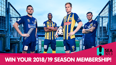 Win A Mariners 2018/19 Season Membership!