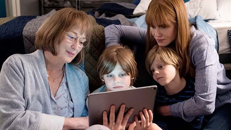 Article heading image for This Is How Meryl Streep Ended Up On Big Little Lies!