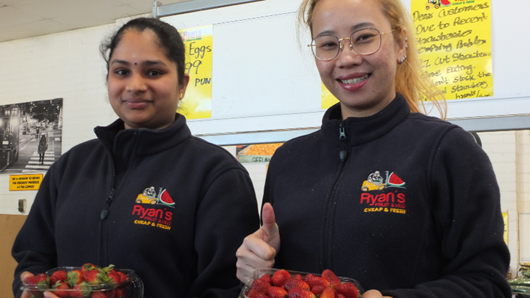 Help Our Local Strawberry Suppliers Out During The Contamination Period