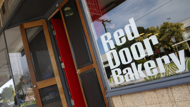Article heading image for Torrens Roadworks Force Red Door Bakery To Close