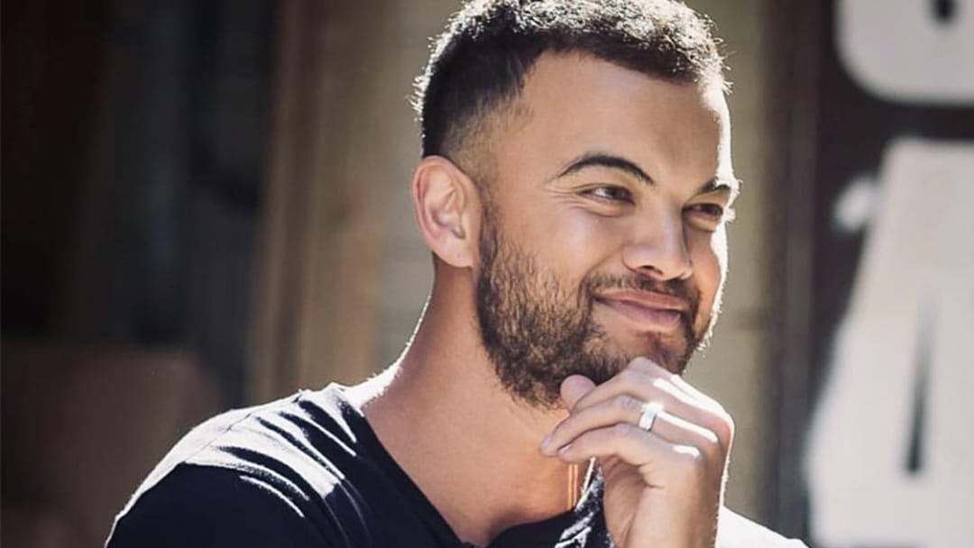 Guy Sebastian Just Dropped Some Very Exciting News