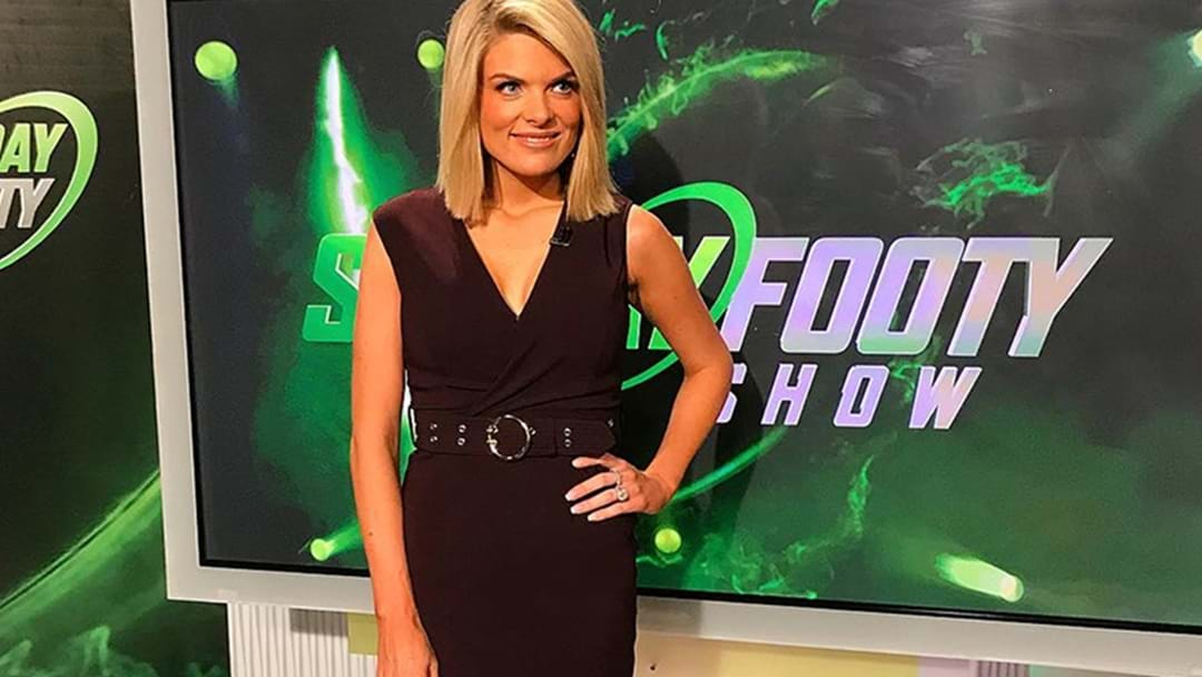Erin Molan Told Us EXACTLY Who Will Be In The NRL Grand Final!