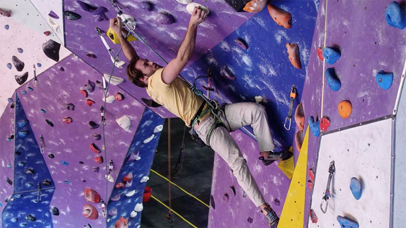Article heading image for Melbourne Just Got Its Biggest Rock Climbing Gym For Your Next Workout Date