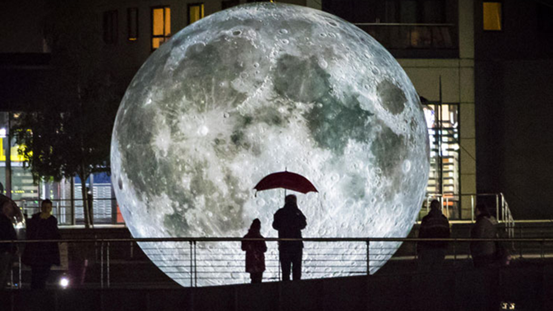 Museum Of The Moon Is Coming To Melbourne & It's Going To Be Mesmerising