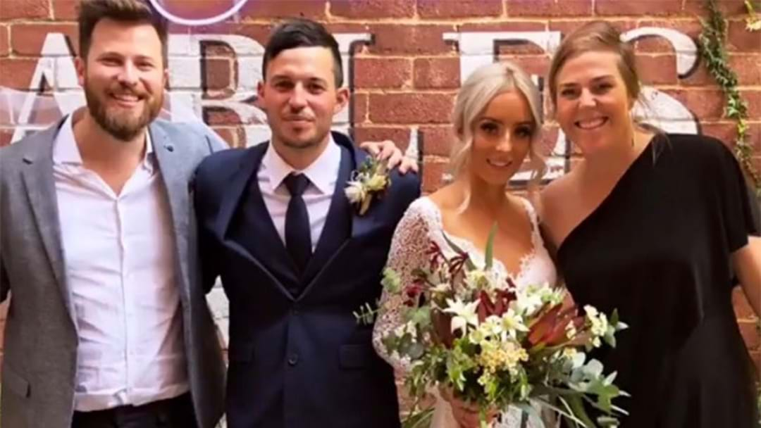 The Wedding That Perth Builds: The Maid Of Honour & Best Man Speeches Made Us Teary