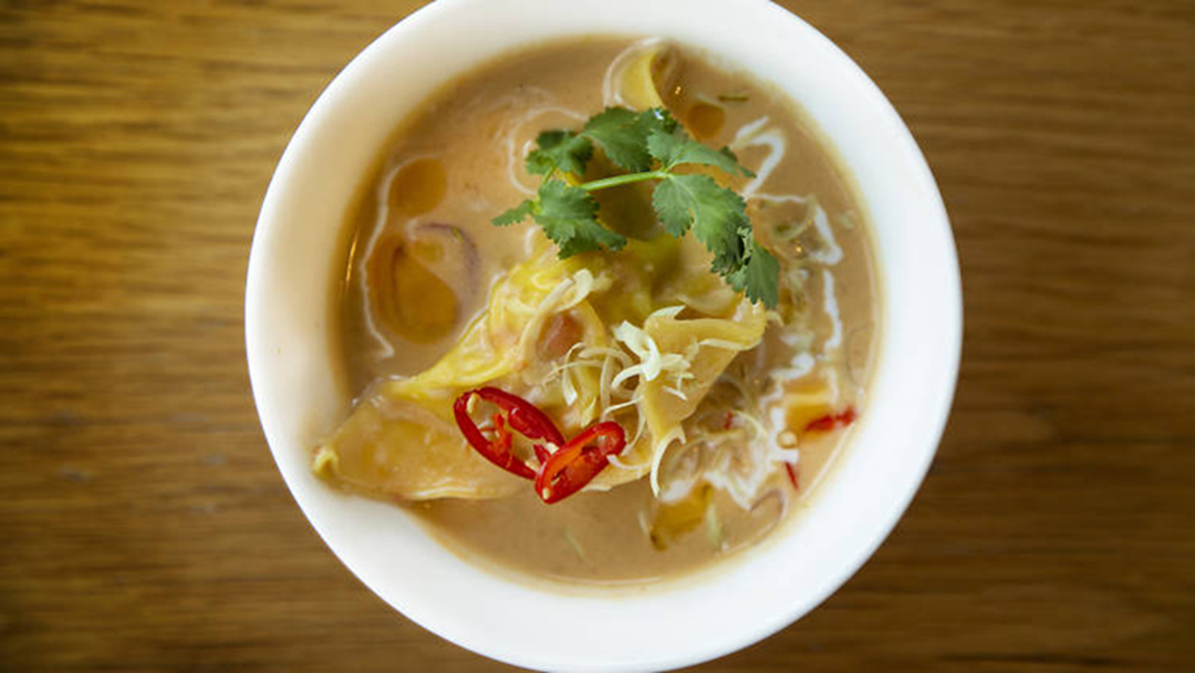 You Can Go Get $1 Dumpling Soup This Week In The City