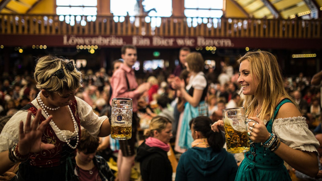 The Oktoberfest Event You Won't Want To Miss!