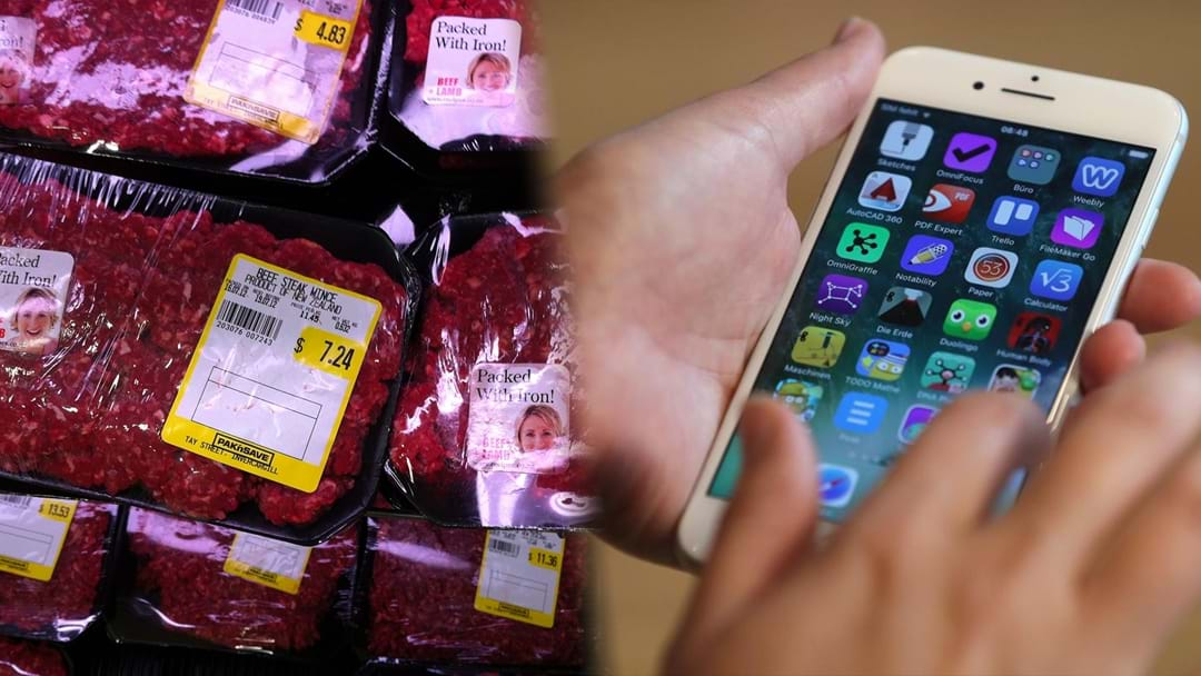 New Zealand Hit By Food Scandal As A Mobile Phone Is Shredded Into Minced Meat