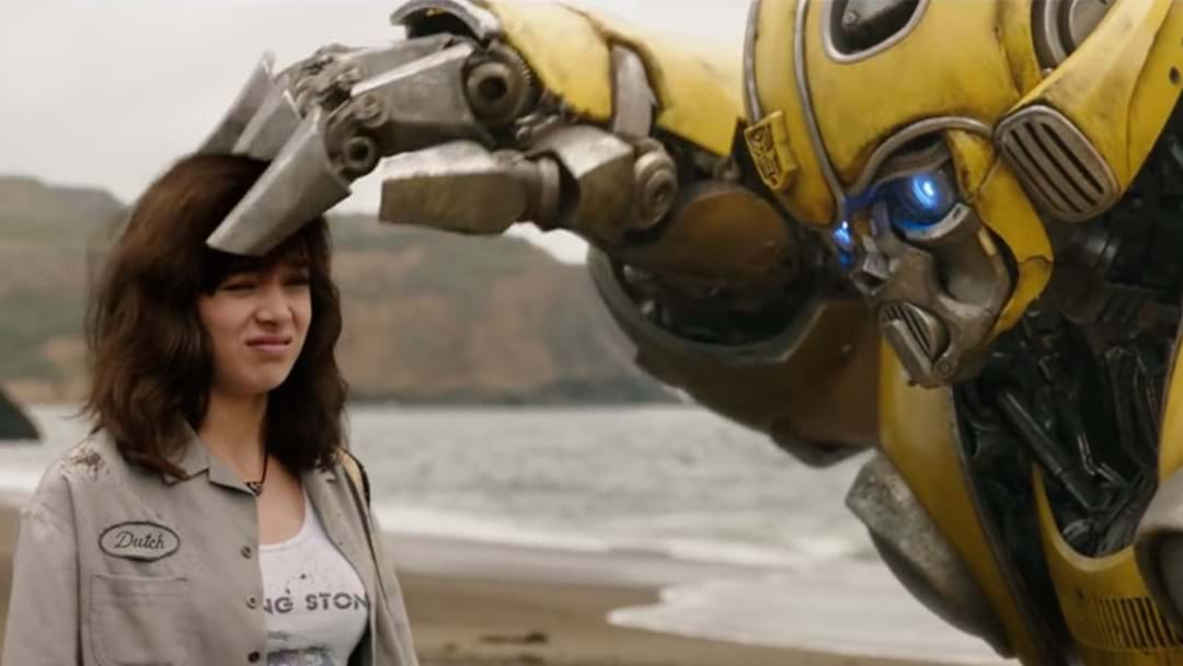 A NEW 'Bumblebee' Trailer Is Here & Transformers Never Looked So Good