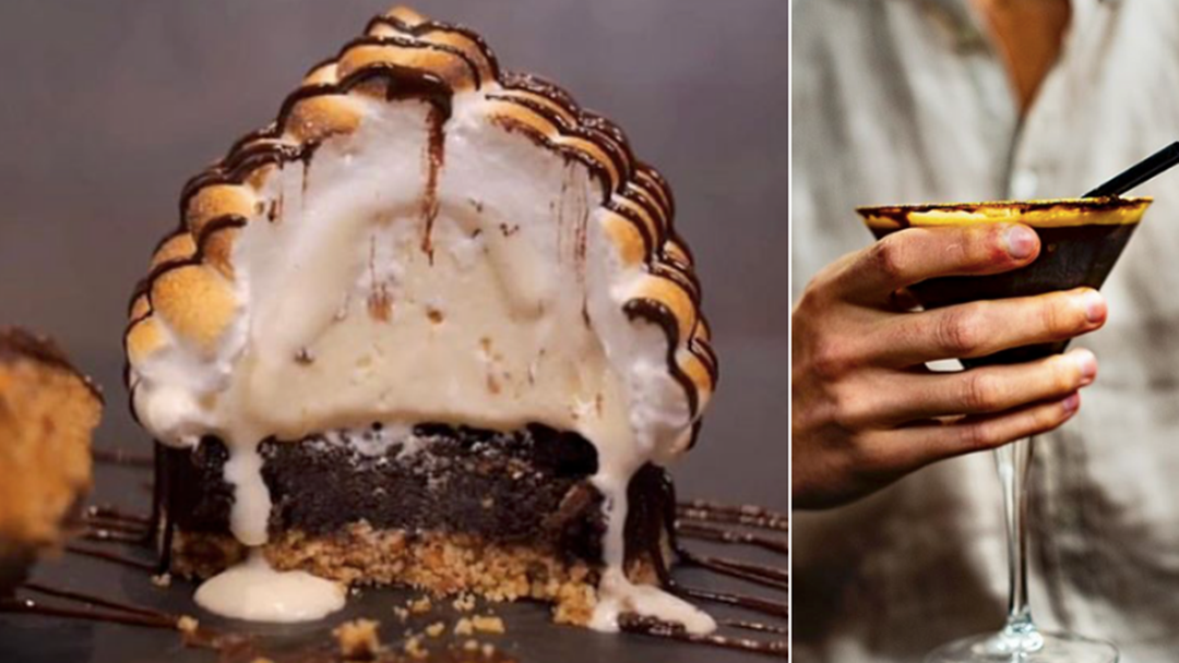 There's A New Dessert & Cocktail Bar Opening On The Gold Coast