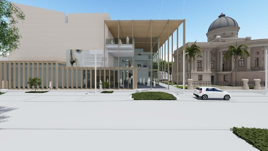 Council Calling For Expressions Of Interest To Build New Gallery!