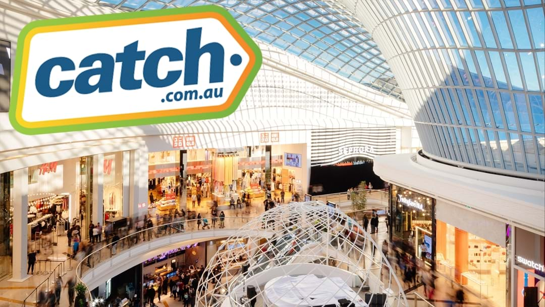 Online Discount Store Catch Is Set To Open It's First Ever Physical Store!