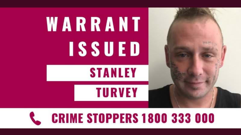 Article heading image for Shepparton Police Warrant Issued: Stanley Turvey