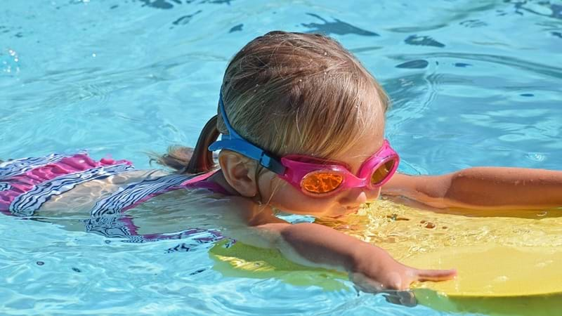 Article heading image for Milne Bay Aquatic and Fitness: Free Swim Lessons To Under 5's