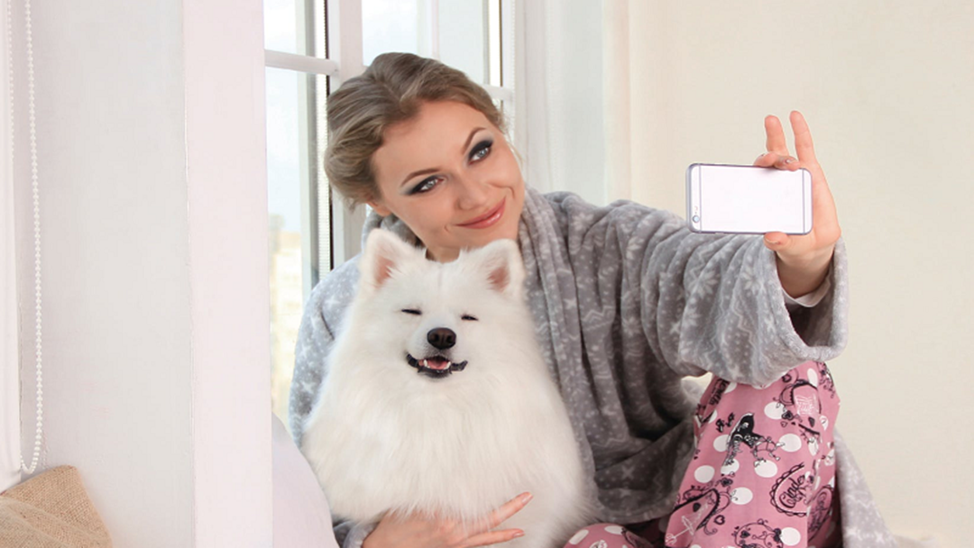 POOCH & POUT | How A Photo With Your Pet Can Help Deaf Dogs
