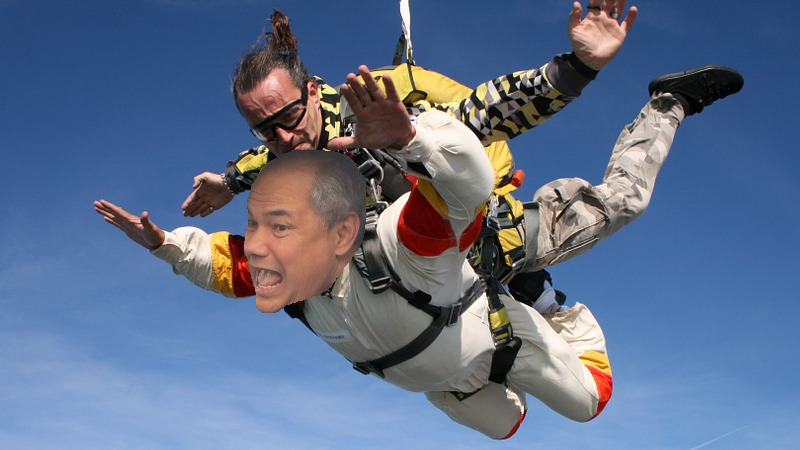 Article heading image for Gold Coast Mayor Takes His Job To New Heights