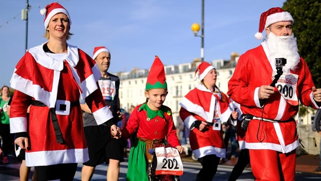Christmas Centre Run