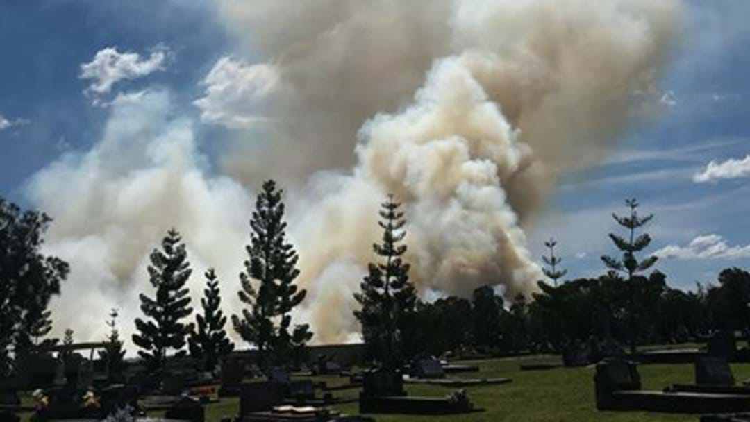 Bushfire Started By 10 Year Old Boy