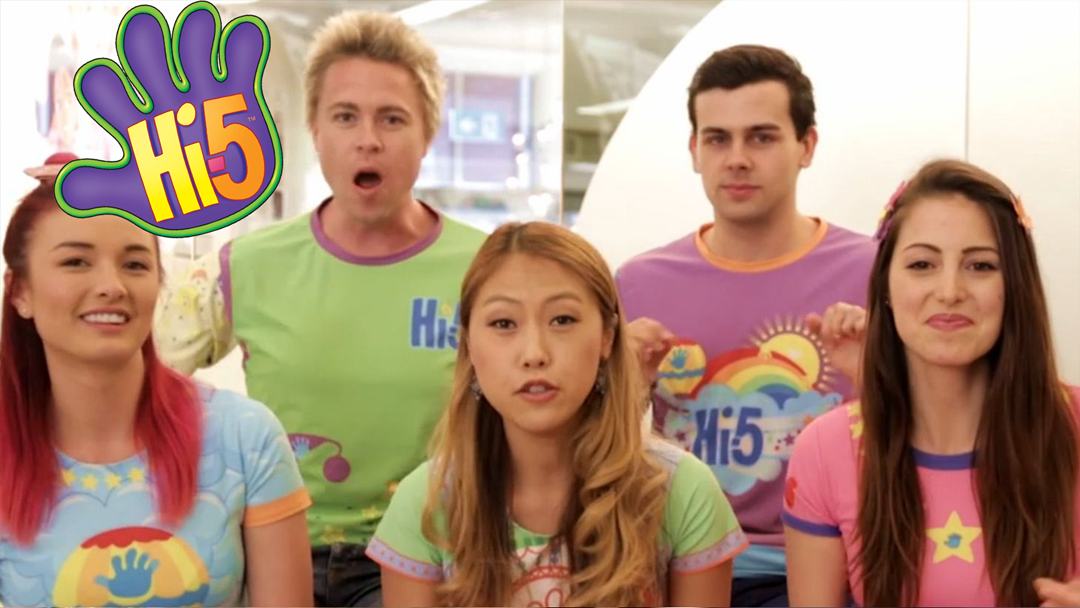The Future Of Much Loved Kids TV Show Hi-5 Looks Really, Really Uncertain
