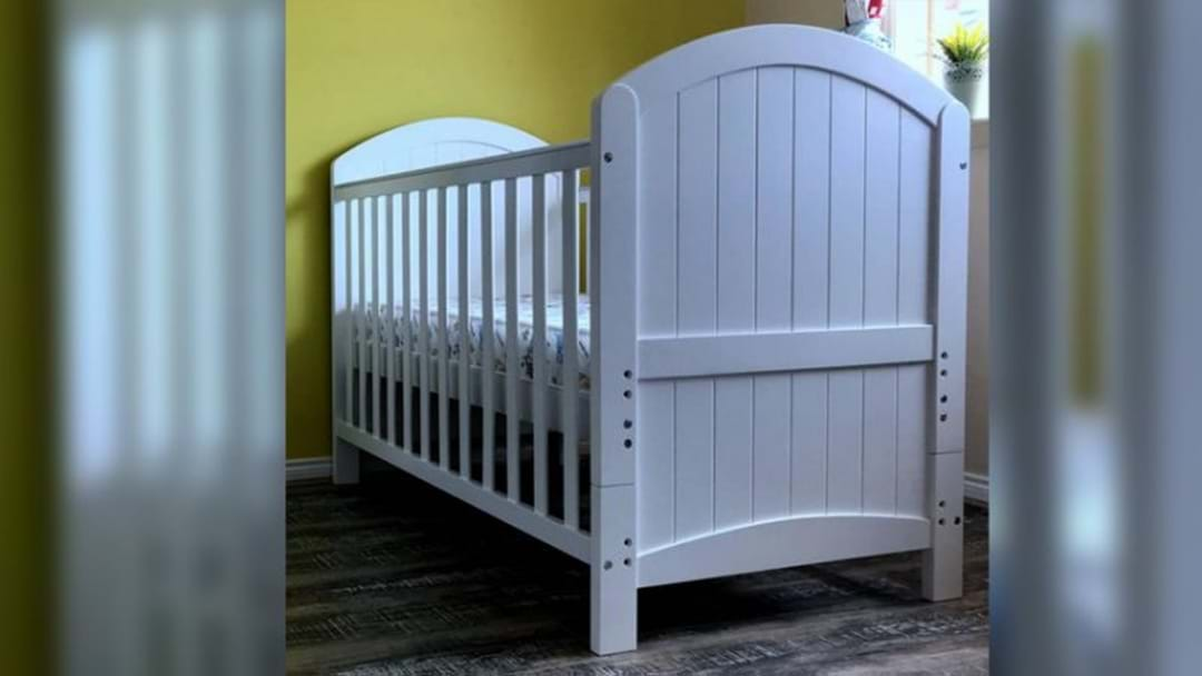 "Baby Cot Recalled Over ""Entrapment"" Fears"
