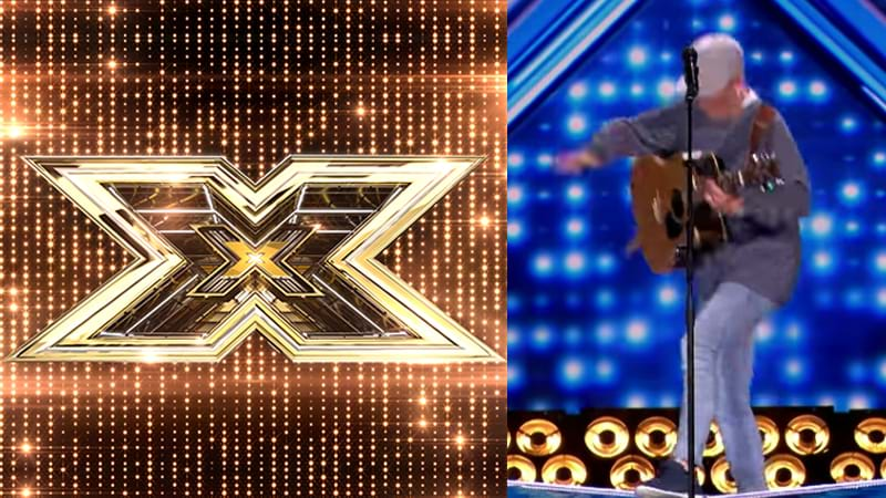 Article heading image for Contestant Stacks It Live On Stage During X Factor Performance