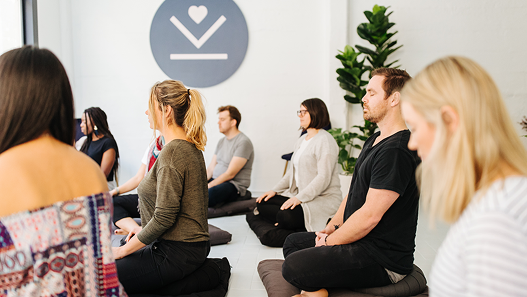 You Can Take A Breather From Your Boss At This New Meditation Studio