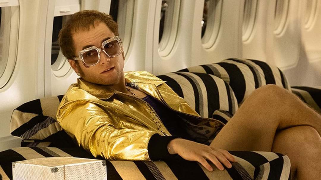 Watch Taron Egerton As Elton John In The FIRST 'Rocketman' Trailer!