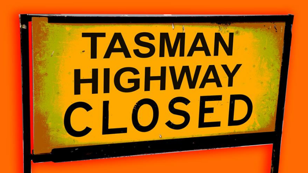 Tasman Highway To Be Closed For Construction Of New Pedestrian Bridge