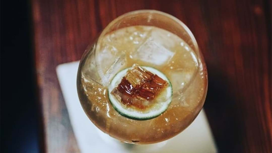Here's How To Get Into Perth's Most Exclusive Underground Rum Bar!