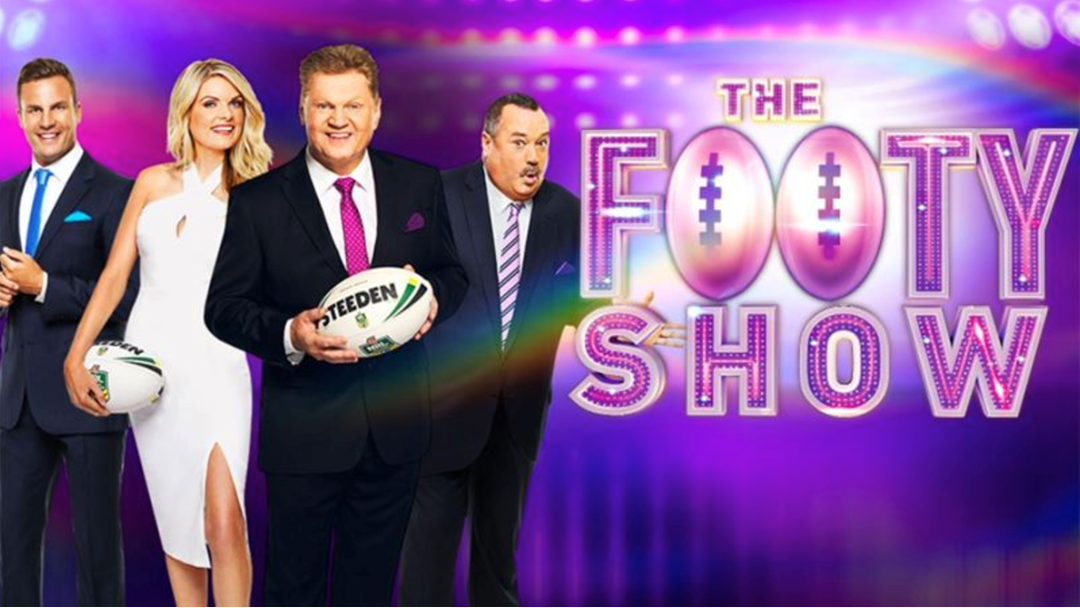 BREAKING: Nine Axes The NRL Footy Show After 25 Years
