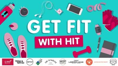 Get Fit with Hit!