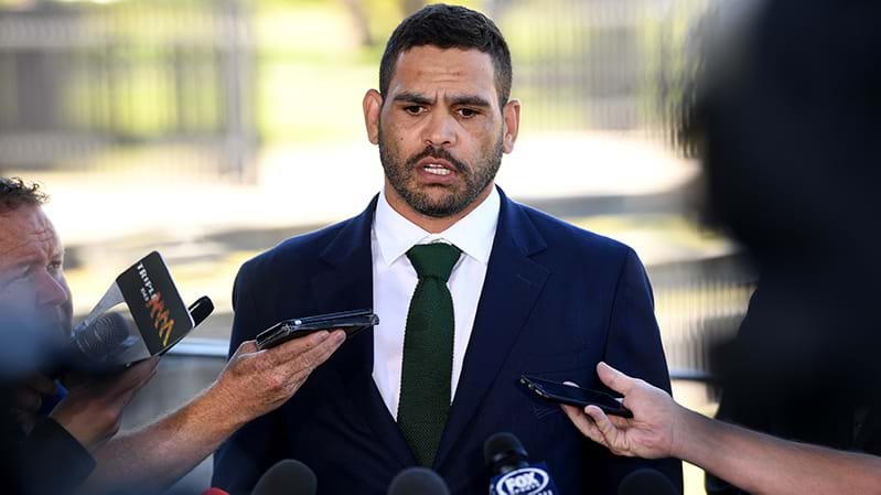 Article heading image for Greg Inglis Won't Stand Down As Kangaroos Skipper After Being Caught Drink Driving And Speeding