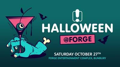 Hit Halloween Party @ Forge