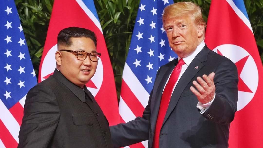 Did We Just Discover The Secret Messages Sent Between Kim Jong Un And Donald Trump?
