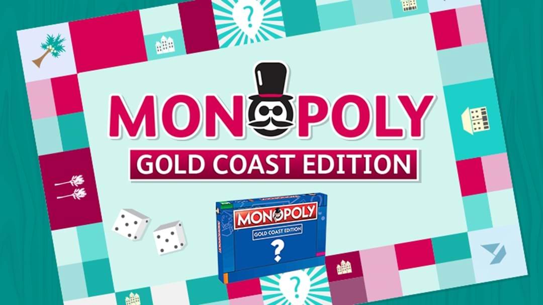 Monopoly - Gold Coast Edition