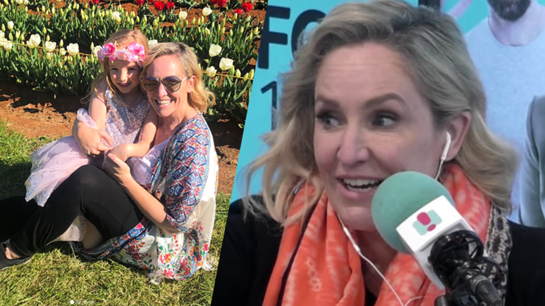 Fifi Box's Daughter Said Something Super Creepy While On Holiday