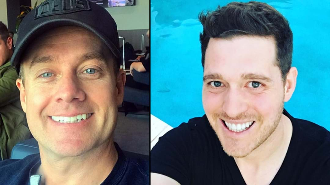 Michael Bublé Saved Grant Denyer In The Most Amazing Way