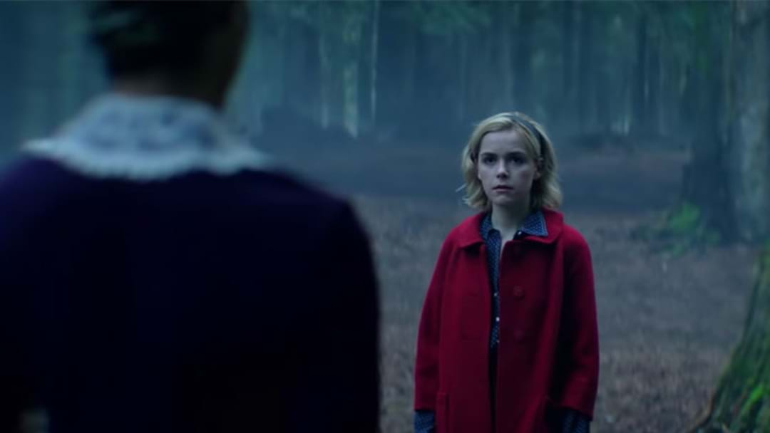 The Full Trailer For 'The Chilling Adventures Of Sabrina' Will Make You Want To Be A Witch
