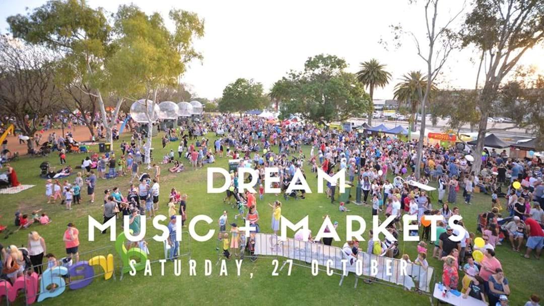 DREAM Music + Markets
