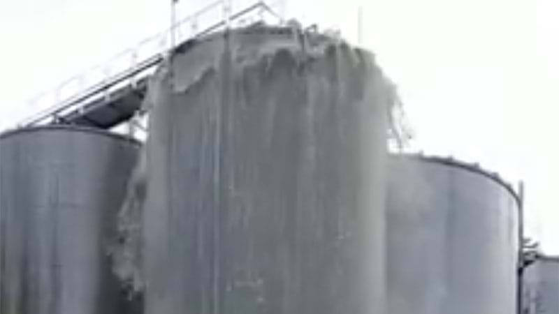 30,000 Litres Of Prosecco Has Been Lost Following A Silo Explosion
