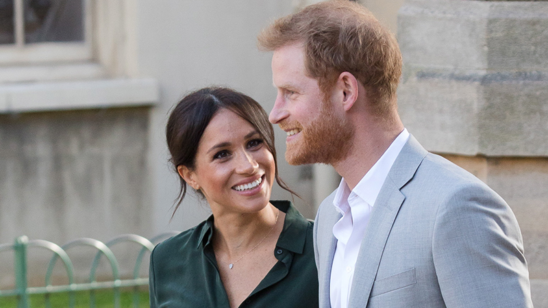 Meghan Markle And Prince Harry Visit A Sexual Violence And Abuse Charity