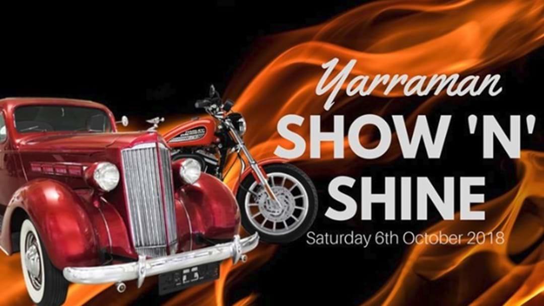 Yarraman Show 'n' Shine