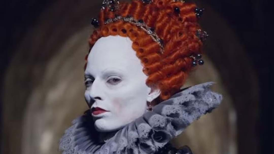 Margot Robbie Is Unrecognisable In The NEW 'Mary Queen Of Scots' Trailer